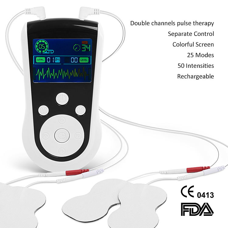 Tens therapy machine